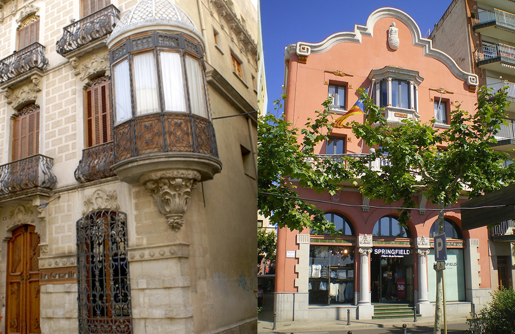Discover the best buildings and places that are truly worth a visit in the village of Blanes