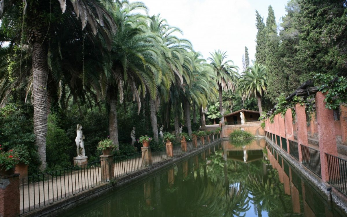 The Botanical Garden Marimurtra